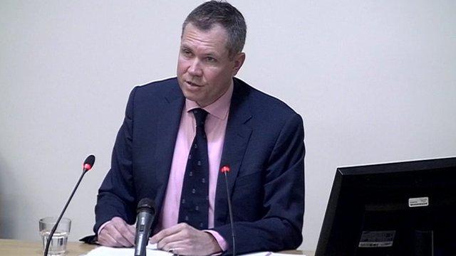James Hipwell, Former Daily Mirror journalist