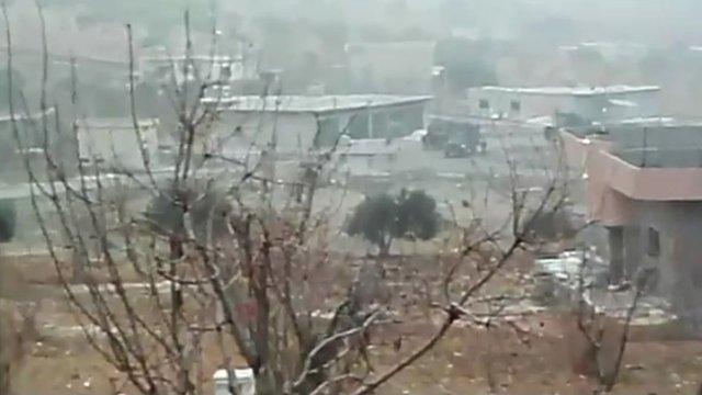 Idlib, 18th December