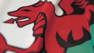 Baner Cymru
