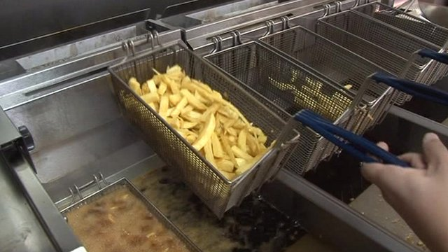Chip fryer
