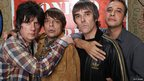 The Stone Roses comeback press conference.