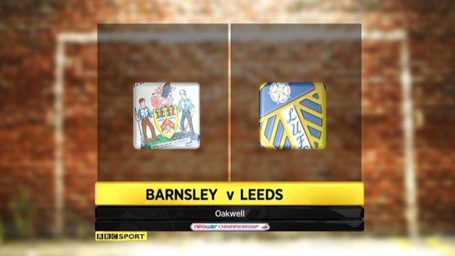 Barnsley 4-1 Leeds
