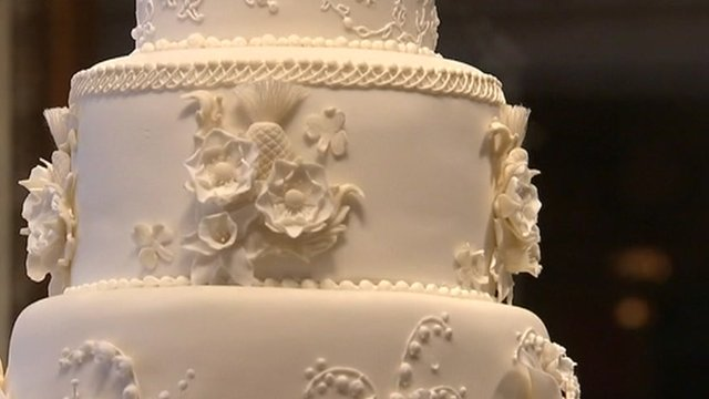 images of royal wedding cakes fiona cairns on creating the royal wedding cake for 16352