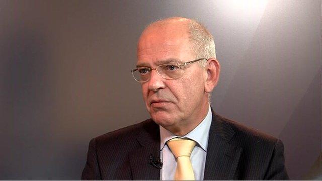 ABN Amro Chairman Gerrit Zalm