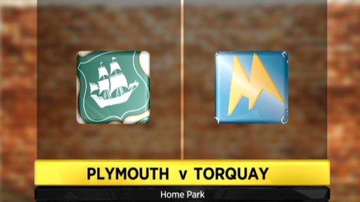 Plymouth 1-2 Torquay