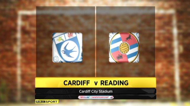 Highlights - Cardiff 3-1 Reading