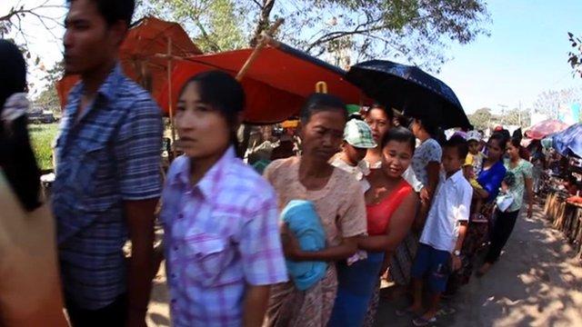 Burmese people