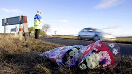 BBC News - Every death on every road in Great Britain 1999-2010