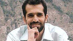 Nuclear scientist Mostafa Ahmadi-Roshan