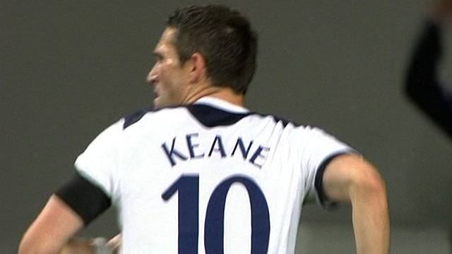 Aston Villa loan signing Robbie Keane