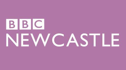 BBC Radio Newcastle logo