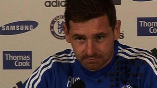 Andre Villas-Boas - Chelsea manager