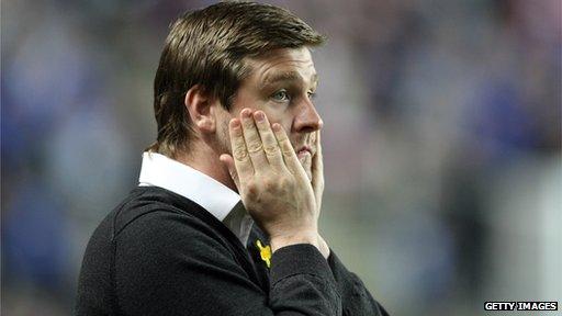 MK Dons boss Robinson