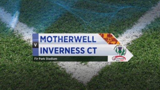 Motherwell v Inverness CT