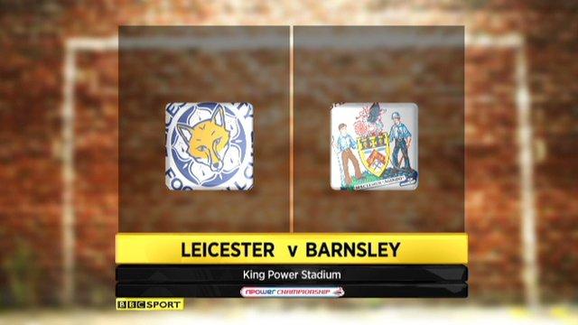 Highlights - Leicester 1-2 Barnsley