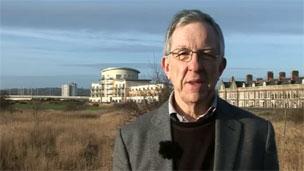 Alun James, WWF Cymru