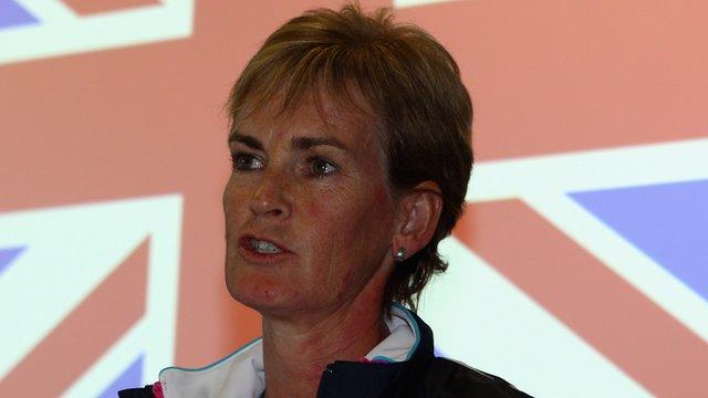 Fed Cup captain Judy Murray