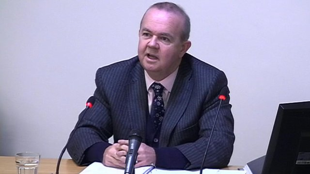 Private Eye editor, Ian Hislop