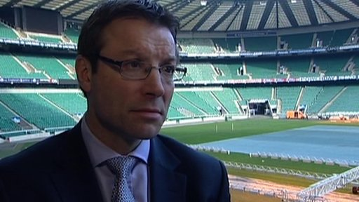 Rob Andrew - RFU Rugby Operations Director
