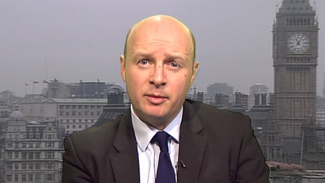 The shadow work and pensions secretary, Liam Byrne