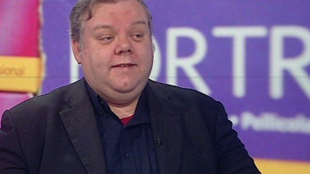 ZD Net UK editor Rupert Goodwins