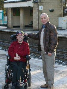Gareth Stafford a John Bell