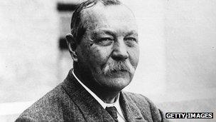 Syr Arthur Conan Doyle