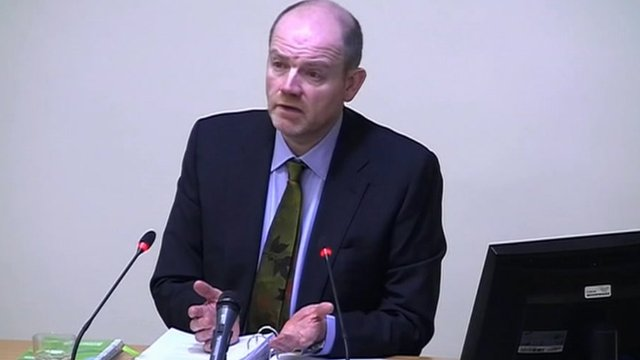 Mark Thompson, BBC Director General