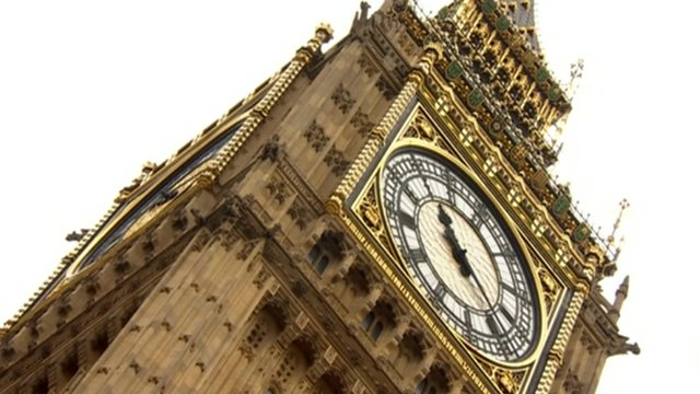 Parliament Clock Tower, home of Big Ben