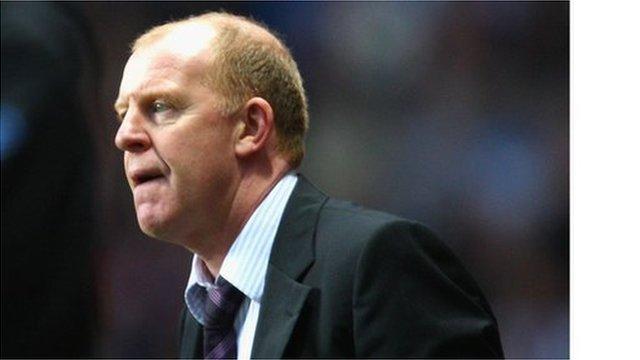 Sheffield Wednesday manager Gary Megson