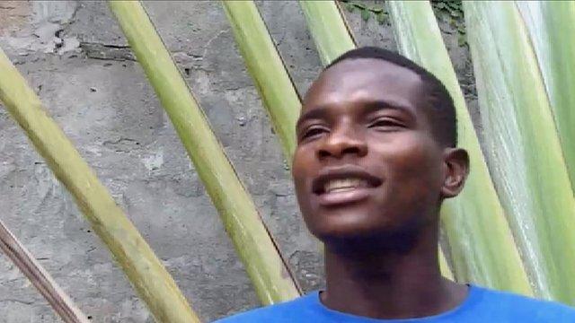 Carbone Beni, UDPS opposition party activist