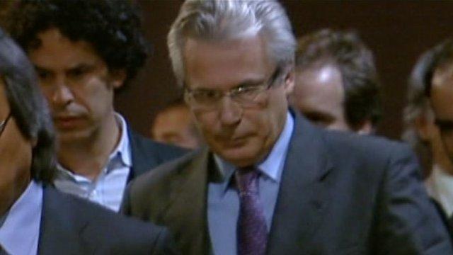 Spanish judge Baltasar Garzon