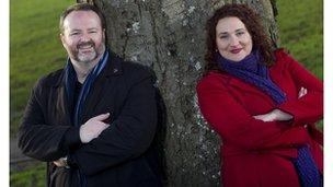 Gwyn a Stacey