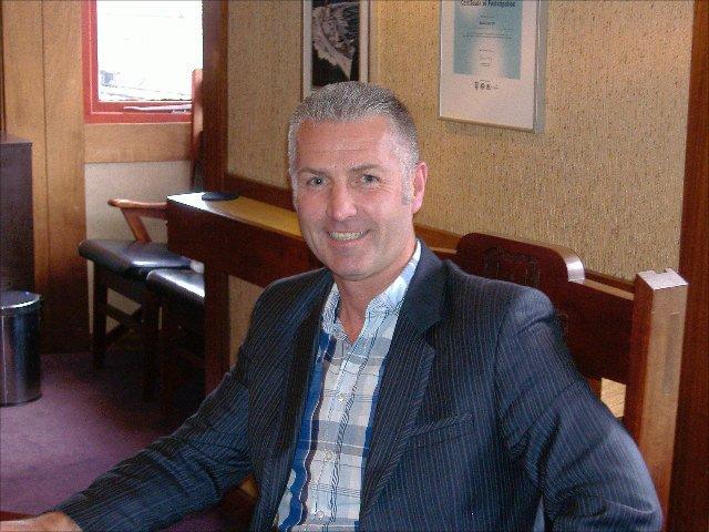 York City manager Gary Mills