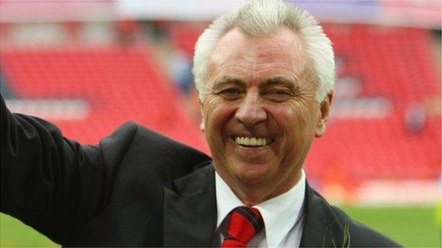 Doncaster Rovers chairman John Ryan