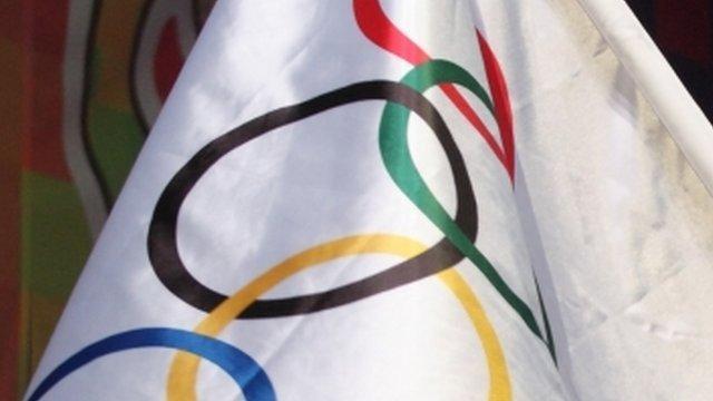 Baner Olympaidd