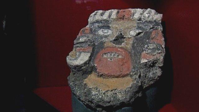 Aztec artefact