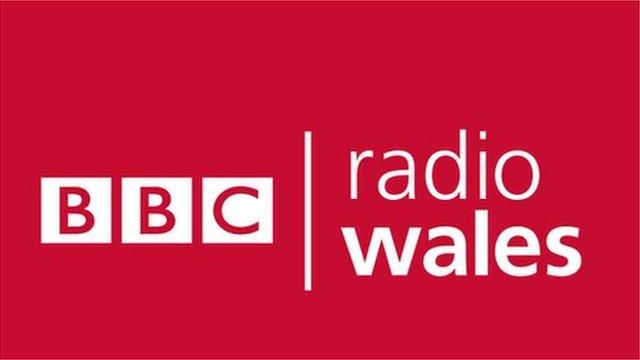 BBC Radio Wales logo