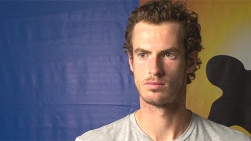 World number four seed Andy Murray