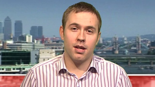 National Union of Students President Liam Burns