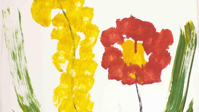 Flower Pot by Boon Mee