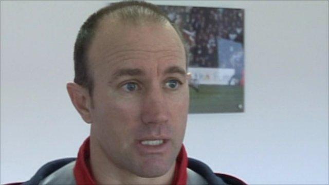 Hull Kingston Rovers head coach Craig Sandercock