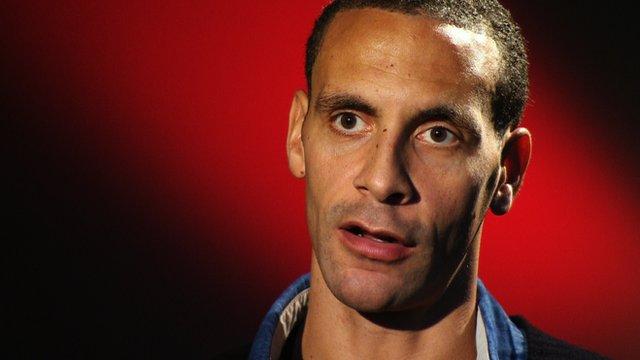 Rio Ferdinand - The Big Interview