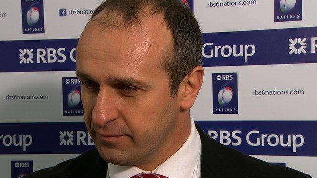 France boss Philippe Saint-Andre