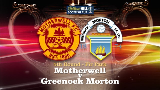 Highlights - Motherwell 6-0 Morton