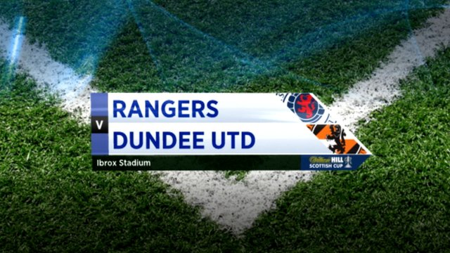 Highlights - Rangers 0-2 Dundee United