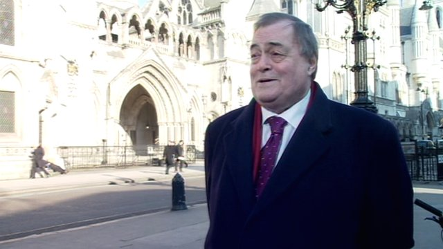 Lord Prescott said it was nonsense that it took a judicial review to get the Met Police to apologise for not carrying out a proper inquiry into phone hacking.