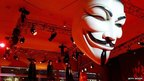 V for Vendetta premiere after party