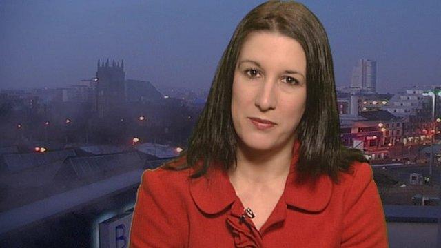 Rachel Reeves Shadow Chief Secretary to the Treasury