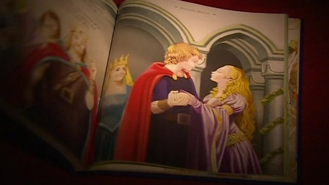 Book of fairytales